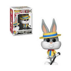 FUNKO POP LOONEY TUNES BUGS BUNNY TRAJE ESPECTACULO 80TH
