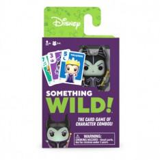 Juego de Mesa Funko Something Wild! Disney Villanos (DE-ES-IT) 51872
