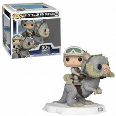 Funko Pop Star Wars Luke Skywalker con Tauntaun 46764