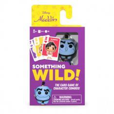 Juego de Mesa Funko Something Wild! Disney Aladdin (DE-ES-IT) 51875