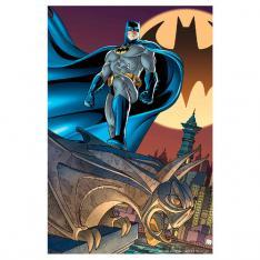 PUZZLE 3D LENTICULAR DC COMICS BATMAN BATSEÑAL 300 PIEZAS