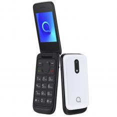 "TELEFONO MOVIL ALCATEL 2053 BLANCO / 2.4"" / 4MB ROM / 4MB RAM / DUAL SIM"