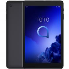 "TABLET ALCATEL 3T PRIME BLACK 10"" / 5MPX - 5MPX / 16GB ROM / 2GB RAM / QUAD CORE / 4G / WIFI"