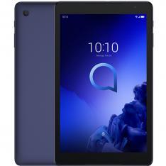 """TABLET ALCATEL 3T MIDNIGHT BLUE 10"""" / 5MPX - 5MPX / 16GB ROM / 2GB RAM / QUAD CORE / 4G / WIFI"""