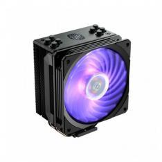 VENTILADOR DISIPADOR COOLER MASTER HYPER 212 RGB BLACK EDITION MULTISOCKET