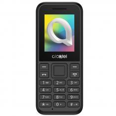 "TELEFONO MOVIL ALCATEL 1066D BLACK / 1.8"" / CAMARA TRASERA"