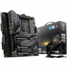 PLACA BASE MSI 1200 MEG Z590 ACE ATX / 4XDDR4 / 6XSATA6 / 1XUSB-C / 1XUSB 3.2 / 2XUSB 2.0