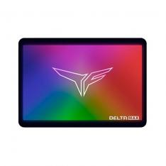 DISCO DURO INTERNO  2.5  SSD 1TB SATA3 TEAMGROUP TFORCE DELTA MAX R: 560 MB/s W: 510 MB/s T253TM001T3C302