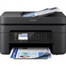 MULTIFUNCION EPSON INYECCION COLOR WF-2850DWF WORKFORCE FAX/ A4/ 33PPM/ USB/ WIFI/ WIFI DIRECT/ DUPLEX IMPRESION/ LCD/ ADF