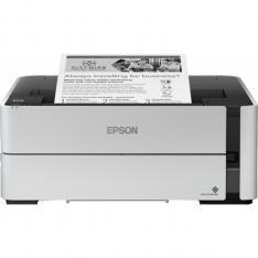 IMPRESORA EPSON INYECCION MONOCROMO ECOTANK ET-M1140 A4/ 20PPM/ DUPLEX IMPRESION/ BANDEJA 250HOJAS/ DEPOSITO TINTA