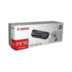 TONER CANON FX 10 NEGRO 2000 PÁGINAS FAX-L1XX/ MP46XX/ MF43XX/ MF41XX