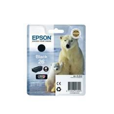 CARTUCHO TINTA EPSON T260140 NEGRO XP-600/605/700/800/ OSO POLAR