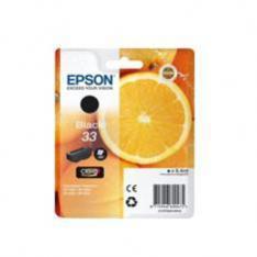 CARTUCHO TINTA EPSON T333140 NEGRO XP350*XP630/XP635/XP830/ NARANJA