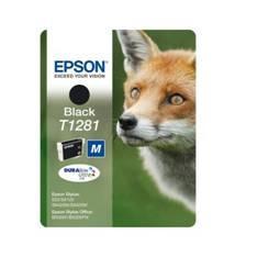 CARTUCHO TINTA EPSON T1281 NEGRO 3.5ML S22 / SX125 / SX420W / SX425W / BX305F / BX305FW/ ZORRO