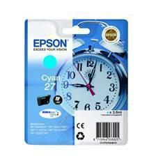 CARTUCHO TINTA EPSON T270240 CIAN WF3000/WF7000/ DESPERTADOR