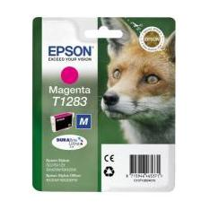 CARTUCHO TINTA EPSON T1283 MAGENTA 3.5ML S22/ SX125/ 420W/ 425W/ OFFICE BX305F/ ZORRO
