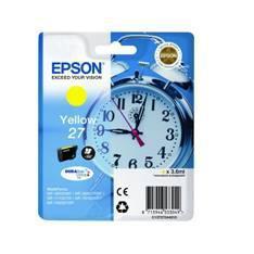 CARTUCHO TINTA EPSON T270440 AMARILLO WF3000/WF7000/ DESPERTADOR