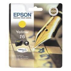 CARTUCHO TINTA EPSON T162440 AMARILLO  WF-2010/2510/2520/2530/2540/ PLUMA