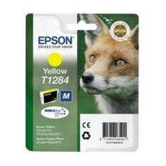 CARTUCHO TINTA EPSON T1284 AMARILLO 3.5ML S22 / SX125 / SX420W / SX425W / BX305F / BX305FW/ ZORRO