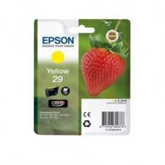 CARTUCHO TINTA EPSON T298240 AMARILLO XP235/XP332/XP3357XP4327XP435/ FRESA