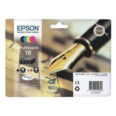 MULTIPACK TINTA EPSON T162640 WF-2010/2510/2520/2530/2540/ PLUMA