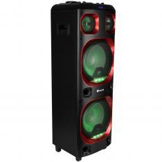 "ALTAVOZ PREMIUM NGS WILD SKA 2 800W/ WOOFER 12"" X2/ USB/ MICRO SD/ BLUETOOTH/ AUX"