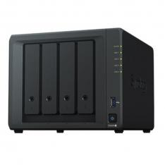 SERVIDOR NAS SYNOLOGY DISK STATION DS920+ 4GB 4 BAHIAS  RAID  ETHERNET GIGABIT