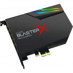 TARJETA DE SONIDO CREATIVE SOUND BLASTERX AE-5 PLUS 5.1 PCI-E