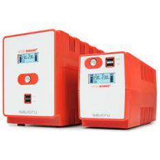 SAI SALICRU SPS 850 SOHO+ 850VA/ 480W/ LINEA INTERACTIVA/ SCHUKO