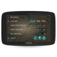 """GPS TOMTOM GO PROFESSIONAL 6250 6"""" PARA CAMION AUTOBUS FURGONETAS..."""