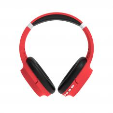 AURICULARES INALAMBRICOS FLUX'S ORION BLUETOOTH 5.0 ROJO