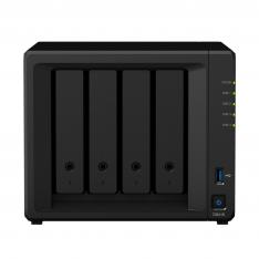 ERVIDOR NAS SYNOLOGY DISK STATION DS418 2 GB 4 BAHIAS RAID ETHERNET GIGABIT