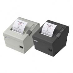 IMPRESORA TICKET EPSON TM-T88-V TERMICA PARALELO Y USB  NEGRA