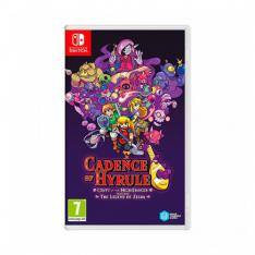 JUEGO NINTENDO SWITCH - CADENCE OF HYRULE - CRYPT OF THE NECRODANCER / THE LEGEND OF ZELDA