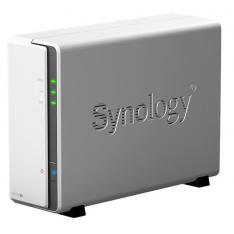 SERVIDOR NAS SYNOLOGY DISK STATION DS120J 512 MB ETHERNET GIGABIT