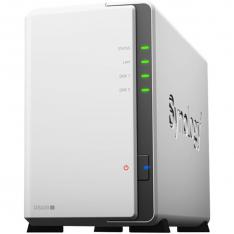 SERVIDOR NAS SYNOLOGY DISK STATION DS220J 512 MB ETHERNET GIGABIT