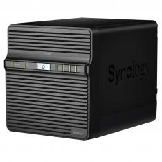 SERVIDOR NAS SYNOLOGY DISK STATION DS420J 1 GB 4 BAHIAS RAID ETHERNET GIGABIT