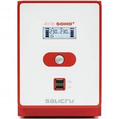 SAI SALICRU SPS 1200 SOHO+ 1200VA/ 720W/ LINEA INTERACTIVA/ SCHUKO