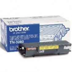 TONER BROTHER TN3280 NEGRO 8000 PÁGINAS HL-5350DN/ HL-5370DW/ DCP-8085DN/ DCP-8070D
