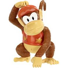"Figura Nintendo W1 Diddy Kong 2.5"" Edicion Limitada"