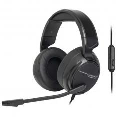 AURICULARES FONESTAR WIN / MICROFONO/ JACK 3.5MM / 20-20.000 HZ / CONTROL VOLUMEN CABLE / 2M / GAMING