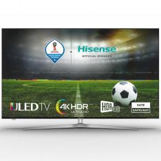 "TV HISENSE 55"" ULED 4K UHD/ 55U7A/ HDR PLUS/ SMART TV/ 4 HDMI/ 3 USB/ DVB-T2/T/C/S2/S/ QUAD CORE"