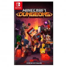 JUEGO NINTENDO SWITCH - MINECRAFT DUNGEONS