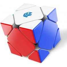 CUBO DE RUBIK GAN SKEWB MAGNETICO ENHANCED STK MULTICOLOR