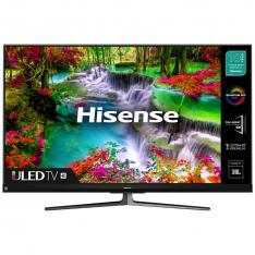 "TV HISENSE 65"" ULED 4K UHD/ 65U8QF/ HDR10+/ SMART TV/ 4 HDMI/ 2 USB/ DVB-T2/T/C/S2/S/ QUAD CORE"