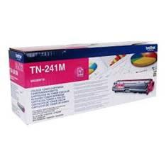 TONER BROTHER TN241M MAGENTA 1400 PAGINAS DCP9020CDW/ MFC9140CDN/ MFC9330CDW/ MFC9340CDW