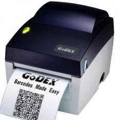 IMPRESORA ETIQUETAS GODEX EZ-DT4X TD 177M/S 203DPI USB+RS232+ETHERNET