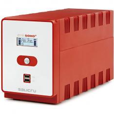 SAI SALICRU SPS 1600 SOHO+ 1600VA/ 960W/ LINEA INTERACTIVA/ SCHUKO