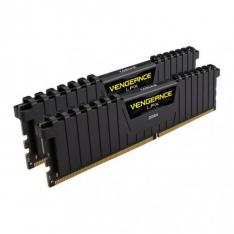 MEMORIA DDR4 16GB KIT 2X8 CORSAIR VENGEANCE / PC4-24000/ 3000MHZ/ C15 NEGRO GAMING