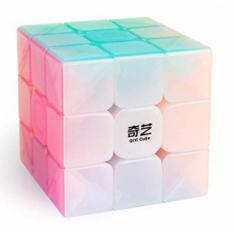 CUBO DE RUBIK QIYI 3X3 WARRIOR JELLY STK